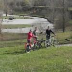 Велотуристи